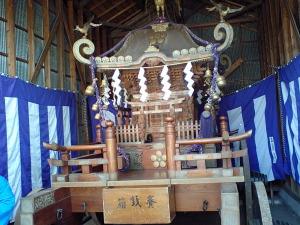 国府津菅原神社春の大祭