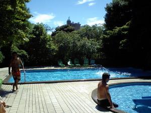 松川荘プール